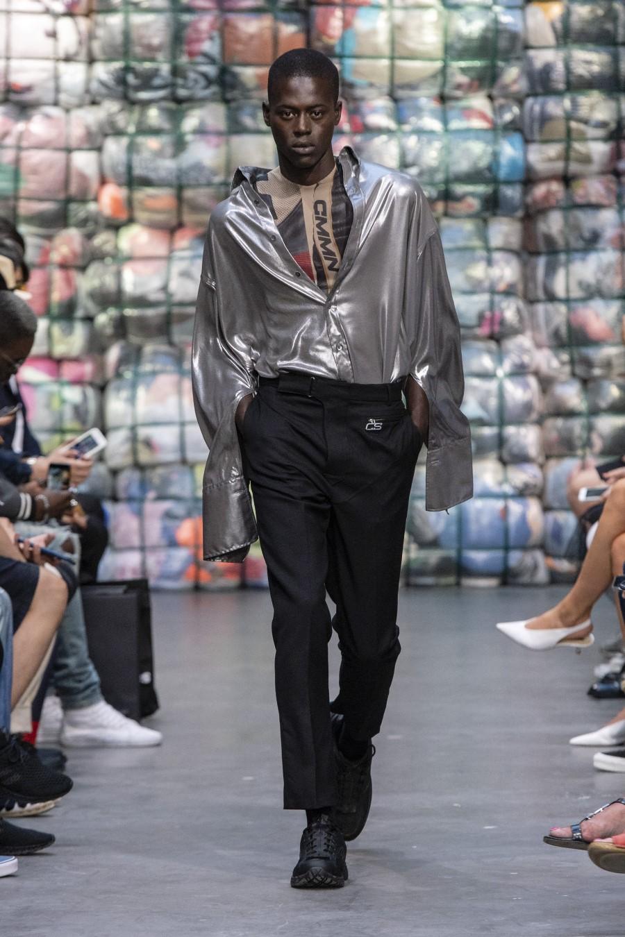 CMMN SWDN – Printemps/Été 2019 – Paris Fashion Week