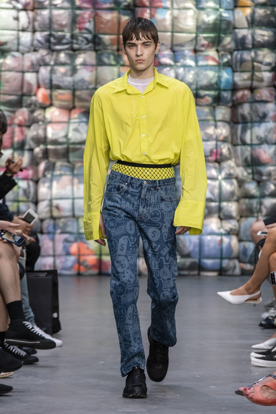 CMMN SWDN Spring Summer 2019 - Paris Fashion Week