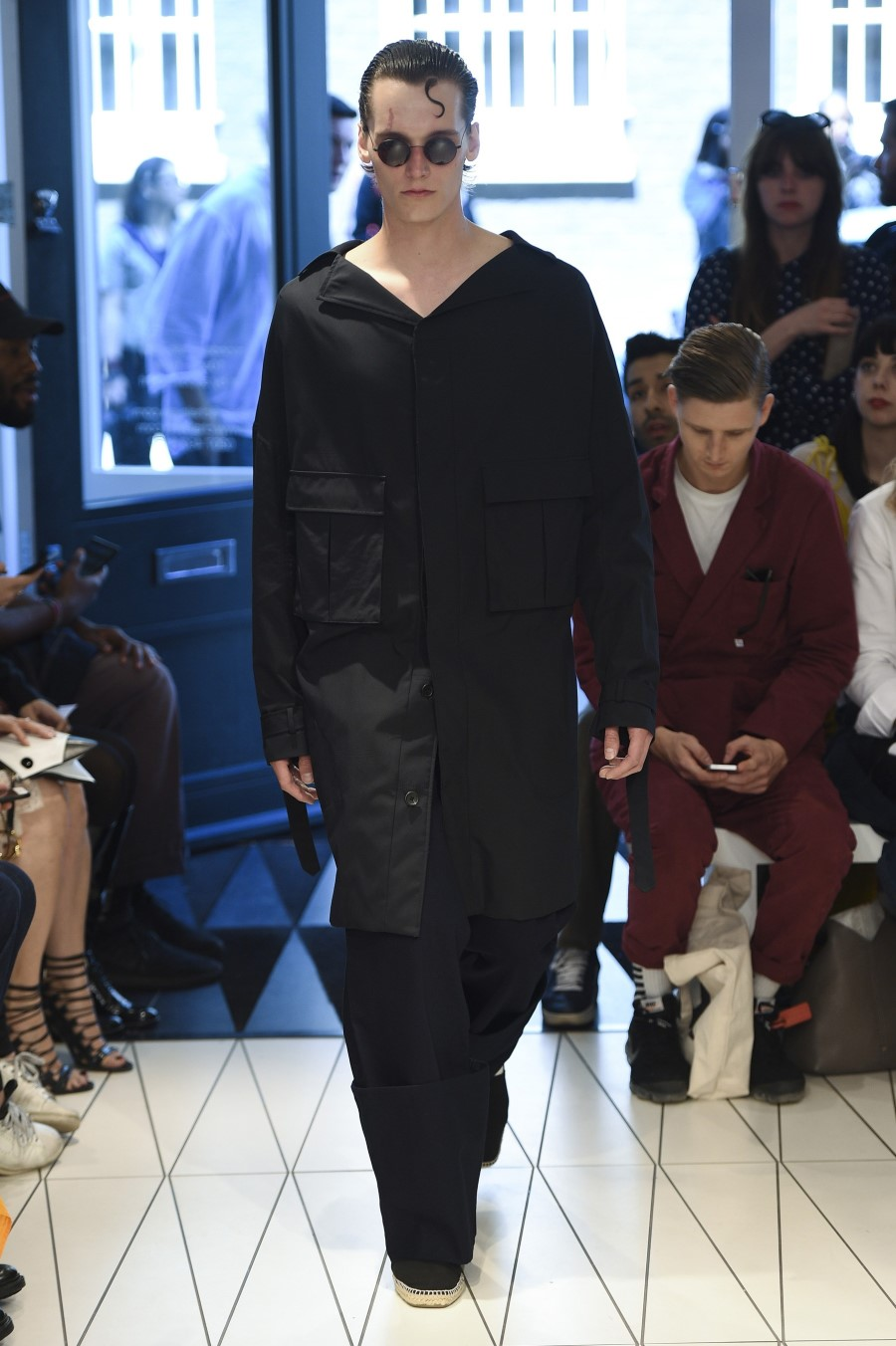 Chalayan Printemps/Été 2019 – London Fashion Week Men's
