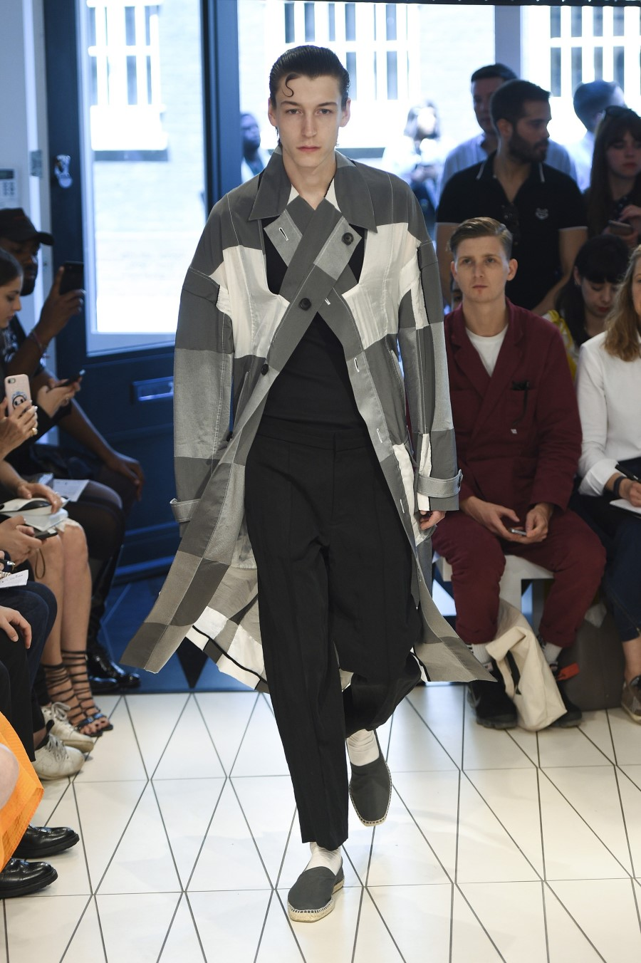 Chalayan Printemps/Été 2019 – London Fashion Week Men's