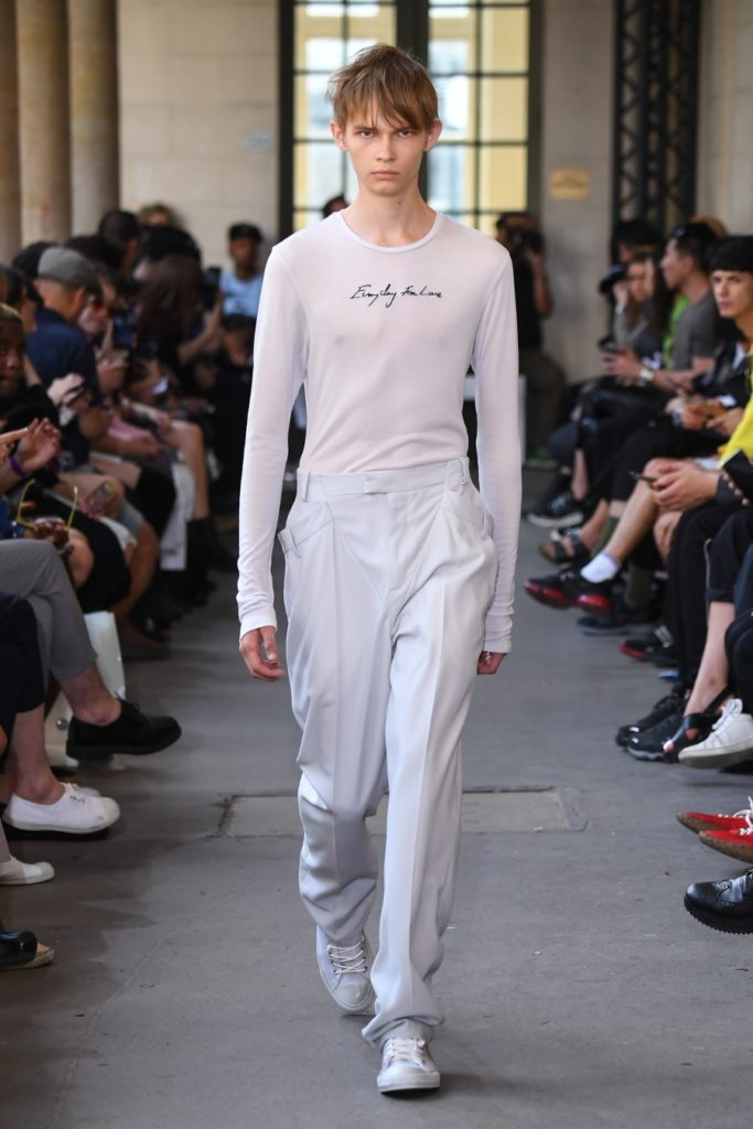 Christian Dada Spring/Summer 2019 - Paris Fashion Week