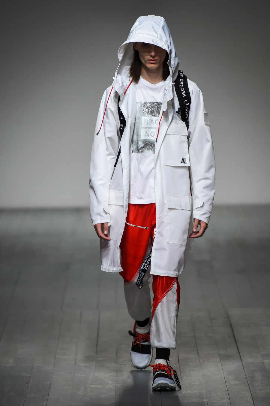 Christopher Raeburn Printemps/Été 2019 – London Fashion Week Men's