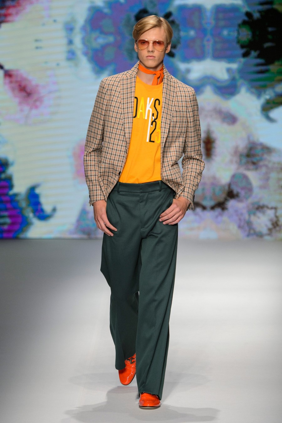 DAKS Spring Summer 2019 – Milan Fashion Week