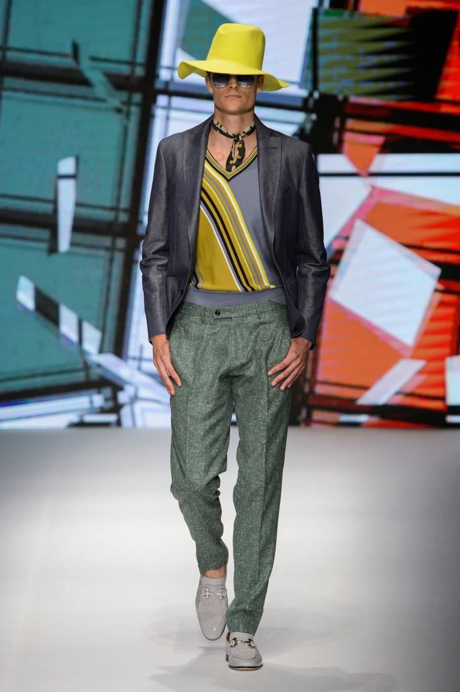 DAKS Spring Summer 2019 – Milan Fashion Week