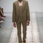 Daniel W. Fletcher Printemps/Été 2019 - London Fashion Week Men's