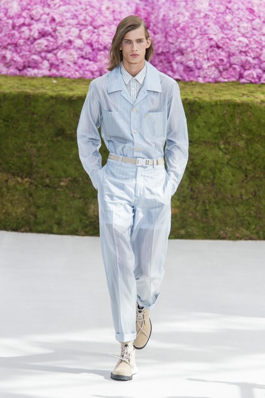 Dior Homme Spring/Summer 2019 - Paris Fashion Week