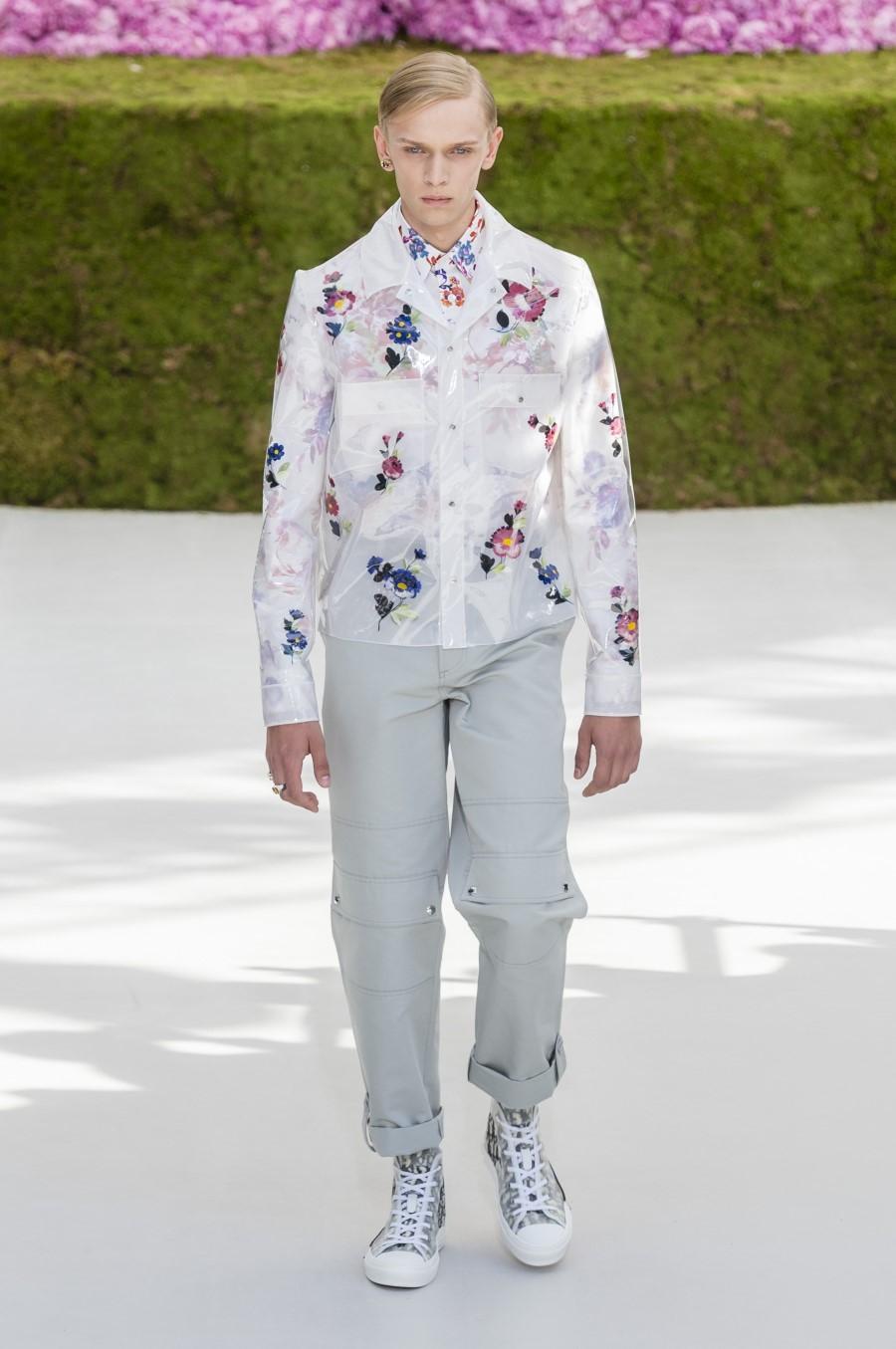 Dior Homme Spring Summer 2019 Paris Fashion Week 38