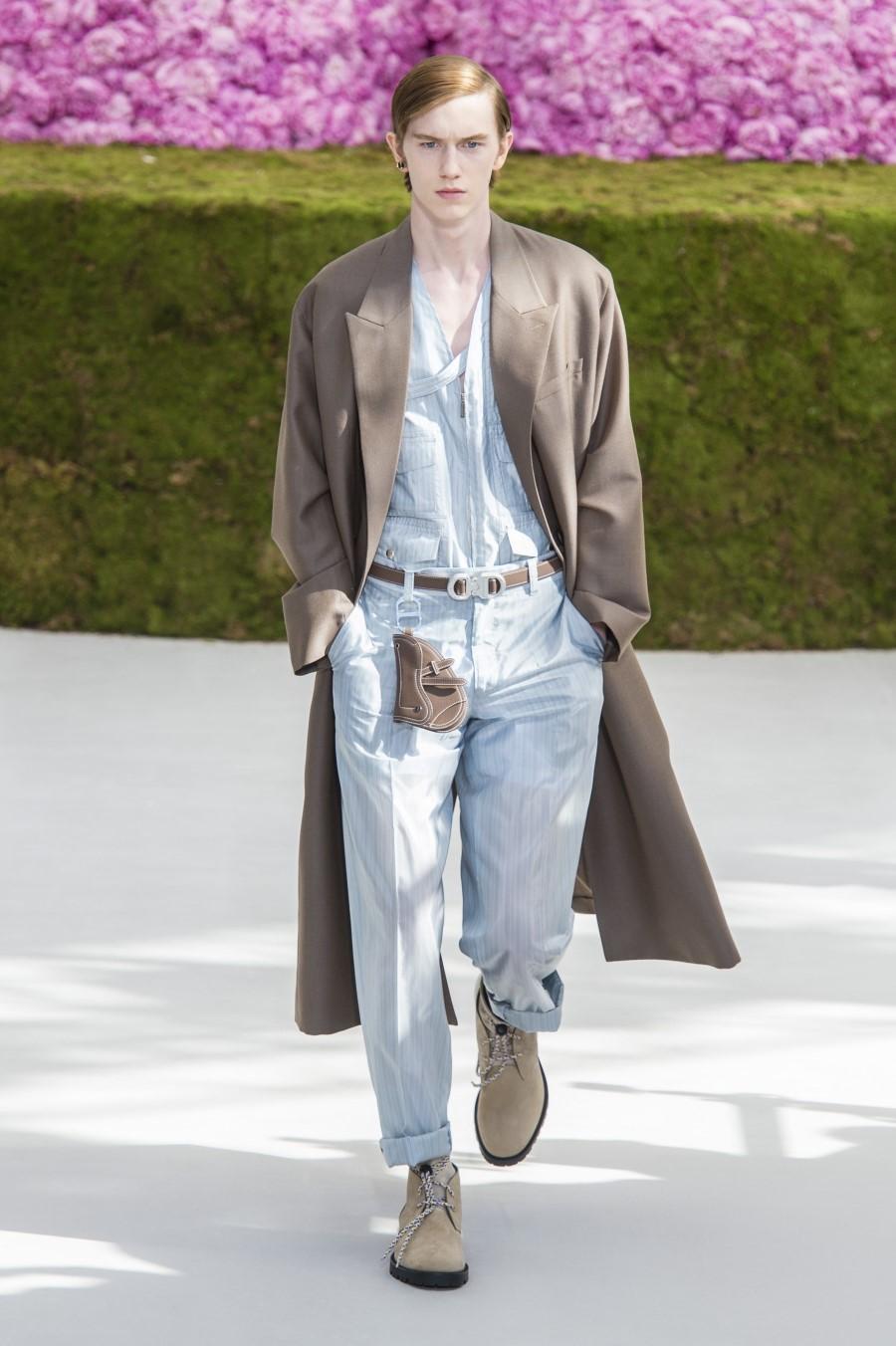 Dior Homme Printemps Été 2019 Paris Fashion Week ff81092881b