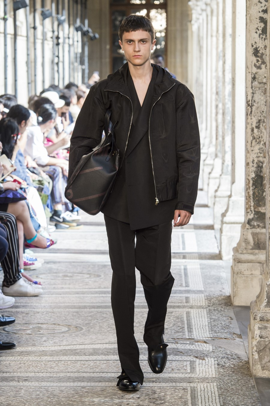 Dunhill Spring/Summer 2019 - Paris Fashion Week