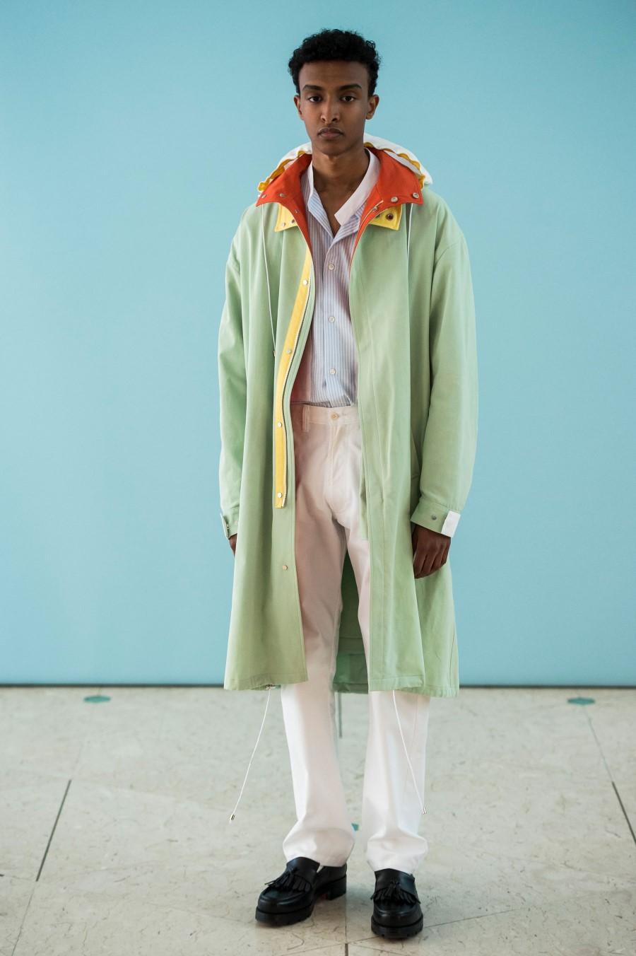 E. Tautz – Printemps/Été 2019 – London Fashion Week Men's