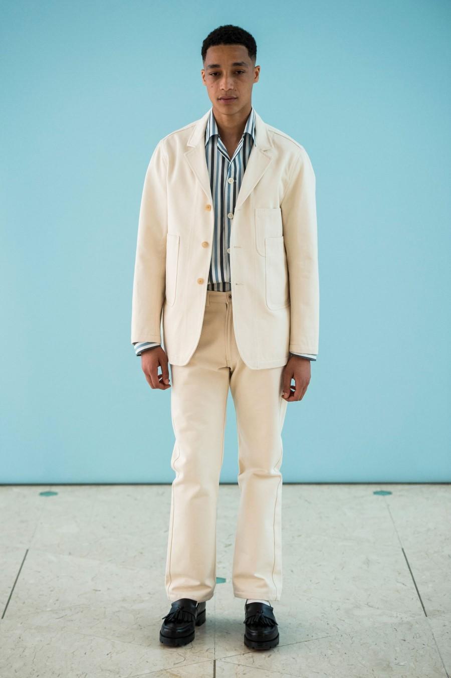 E. Tautz Printemps/Été 2019 - London Fashion Week Men's