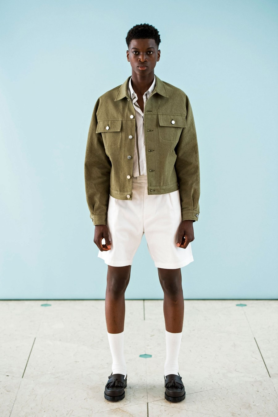 E. Tautz Spring Summer 2019 London Fashion Week Mens 17