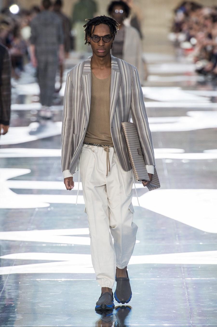 Ermenegildo Zegna Printemps-Été 2019 - Milano Moda Uomo