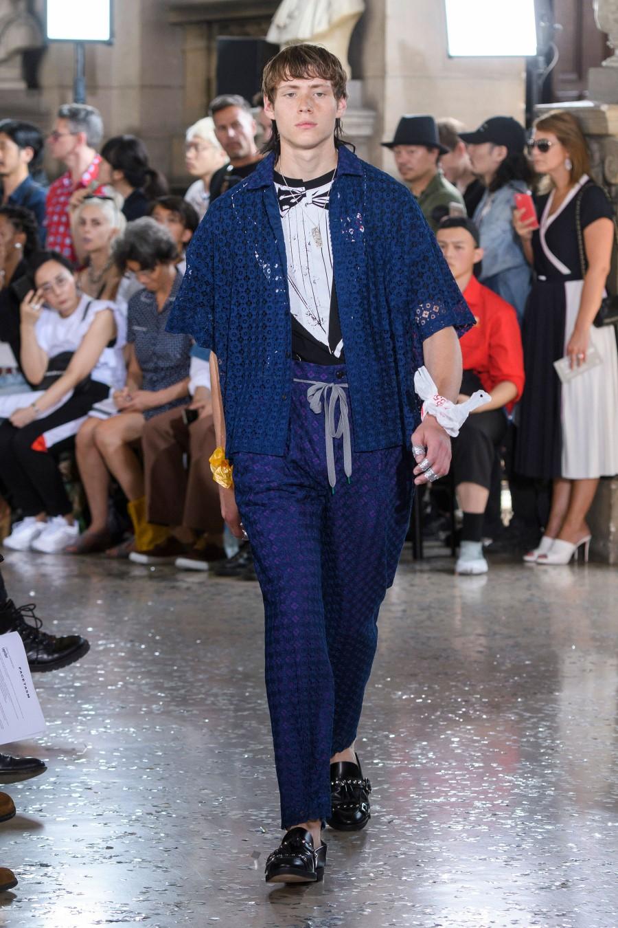Facetasm Spring Summer 2019 - Paris Fashion Week