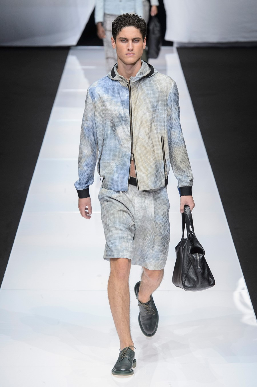 Giorgio Armani Spring Summer 2019 - Milan Fashion Week