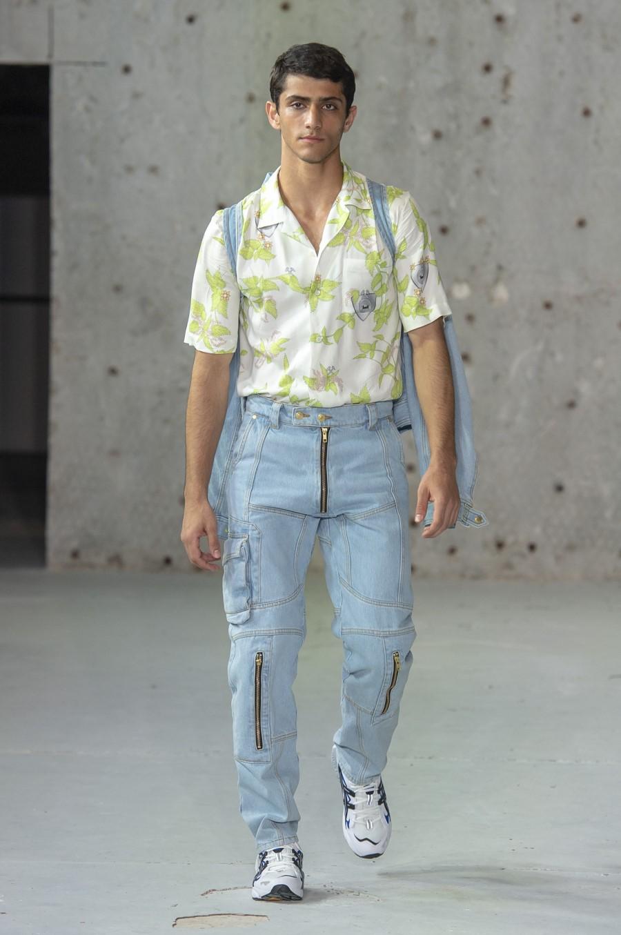 GmbH Spring Summer 2019 - Paris Fashion Week
