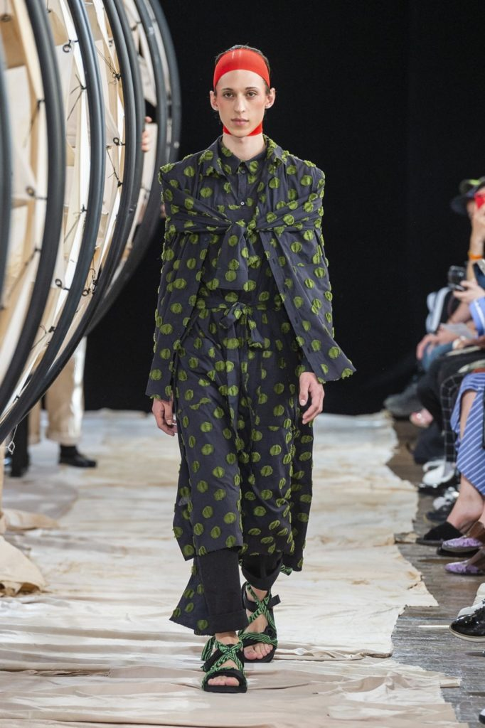 Henrik Vibskov Spring/Summer 2019 - Paris Fashion Week
