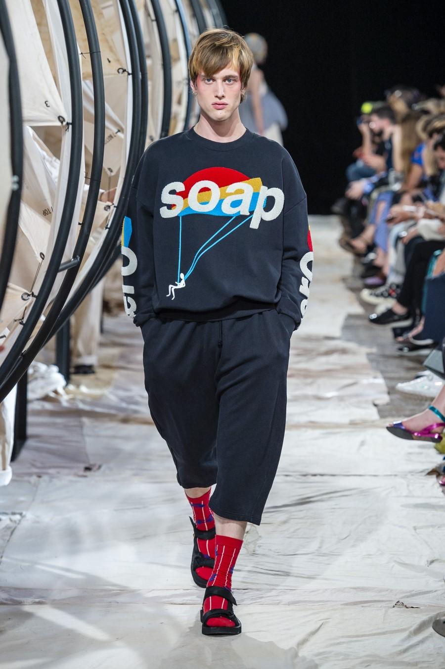 Henrik Vibskov Spring/Summer 2019 - Paris Fashion Week