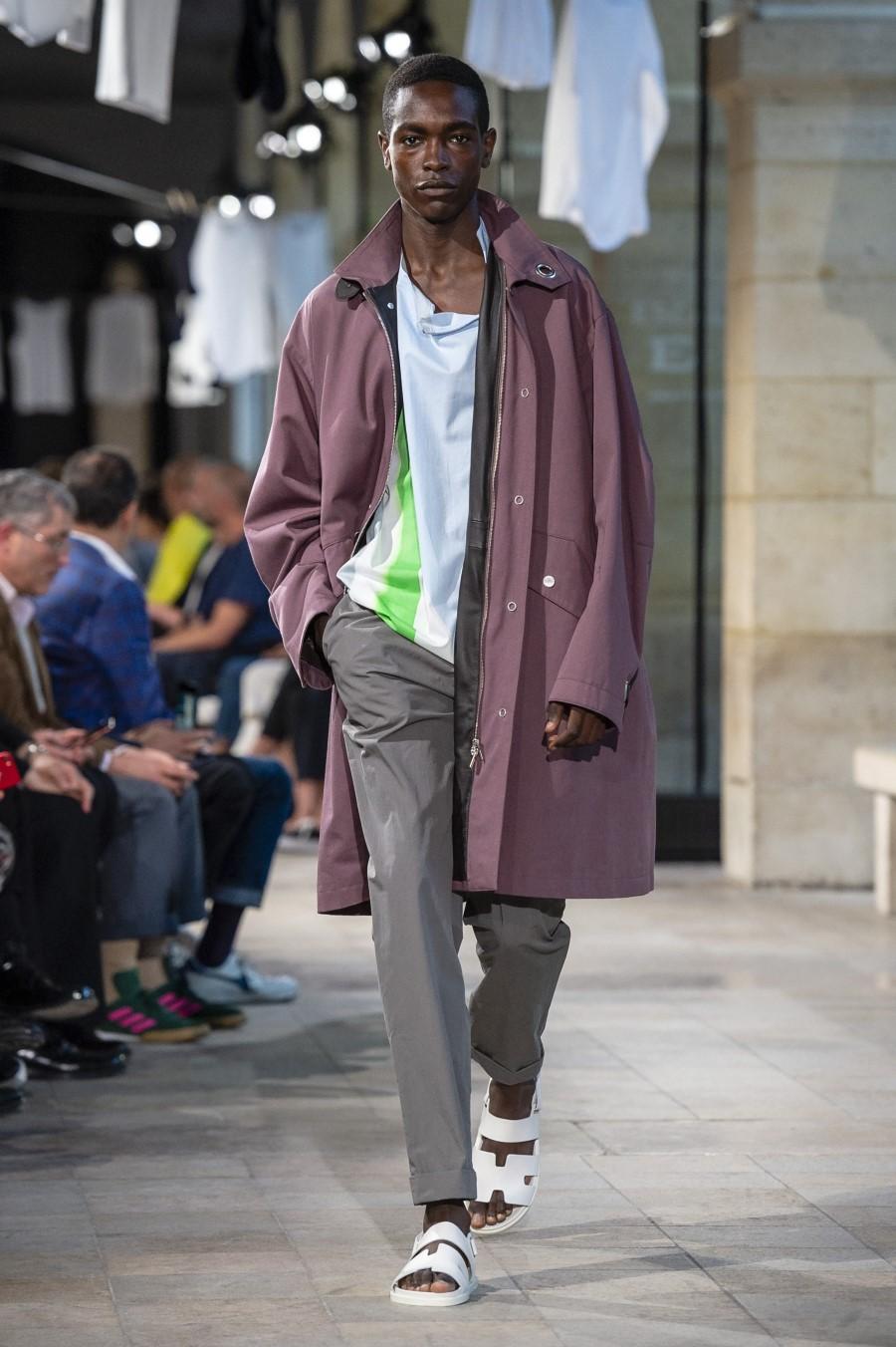 Hermès Spring/Summer 2019 - Paris Fashion Week