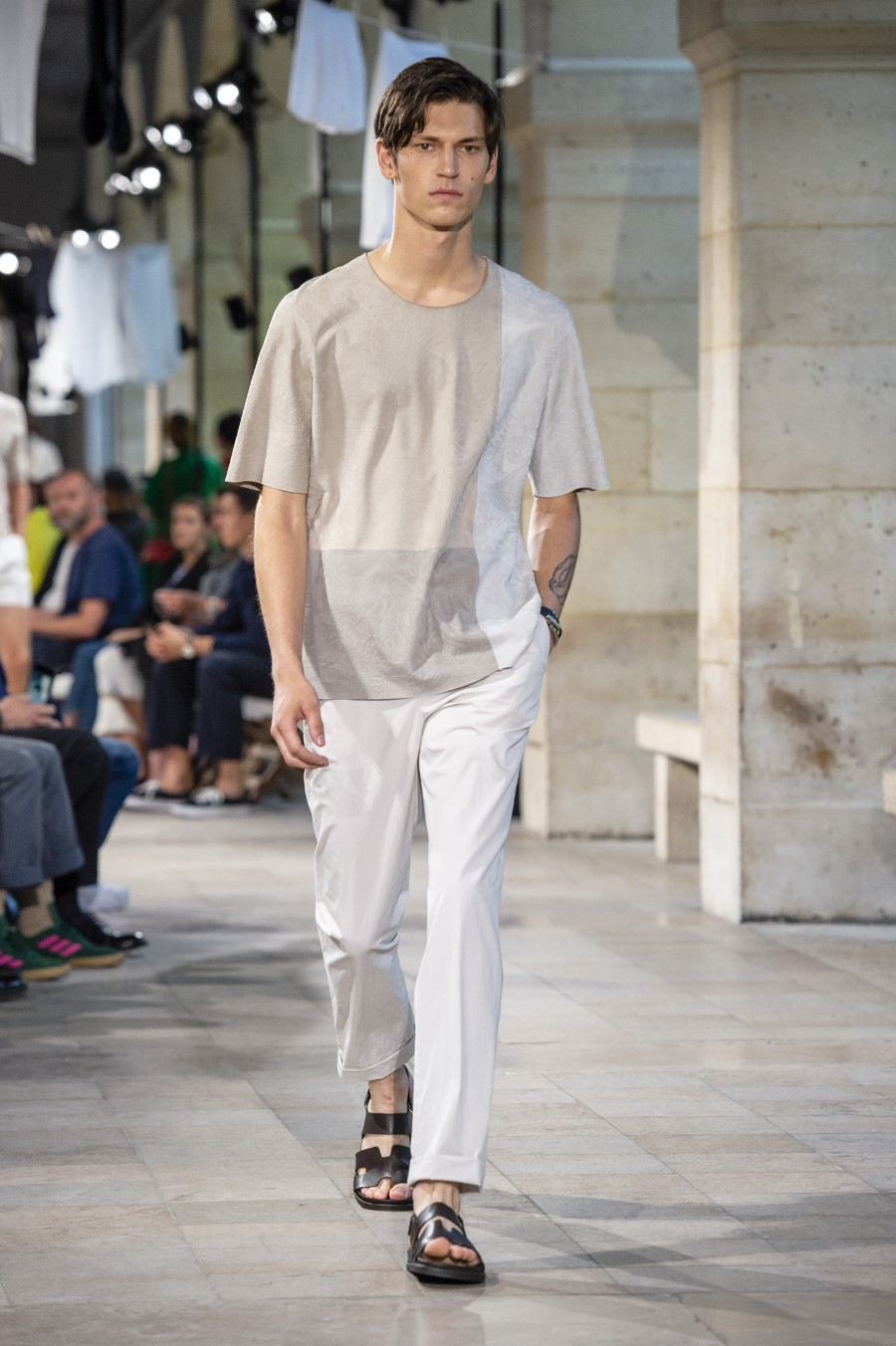 Hermès Spring/Summer 2019 - Paris Fashion Week