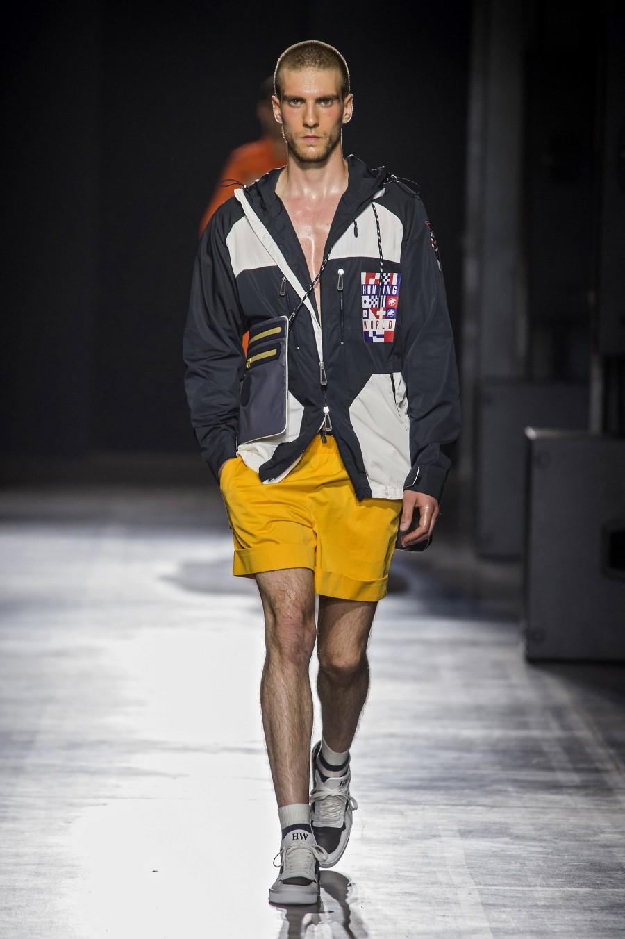 Hunting World Spring Summer 2019 - Milan Fashion Week