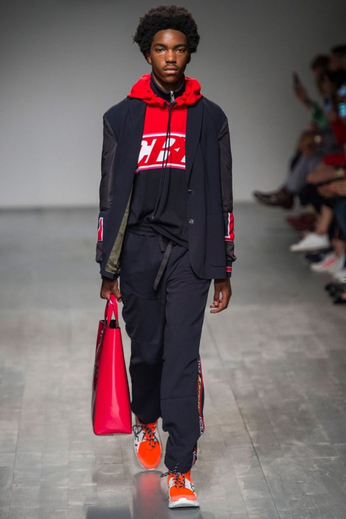 Iceberg Printemps/Été 2019 - London Fashion Week Men's