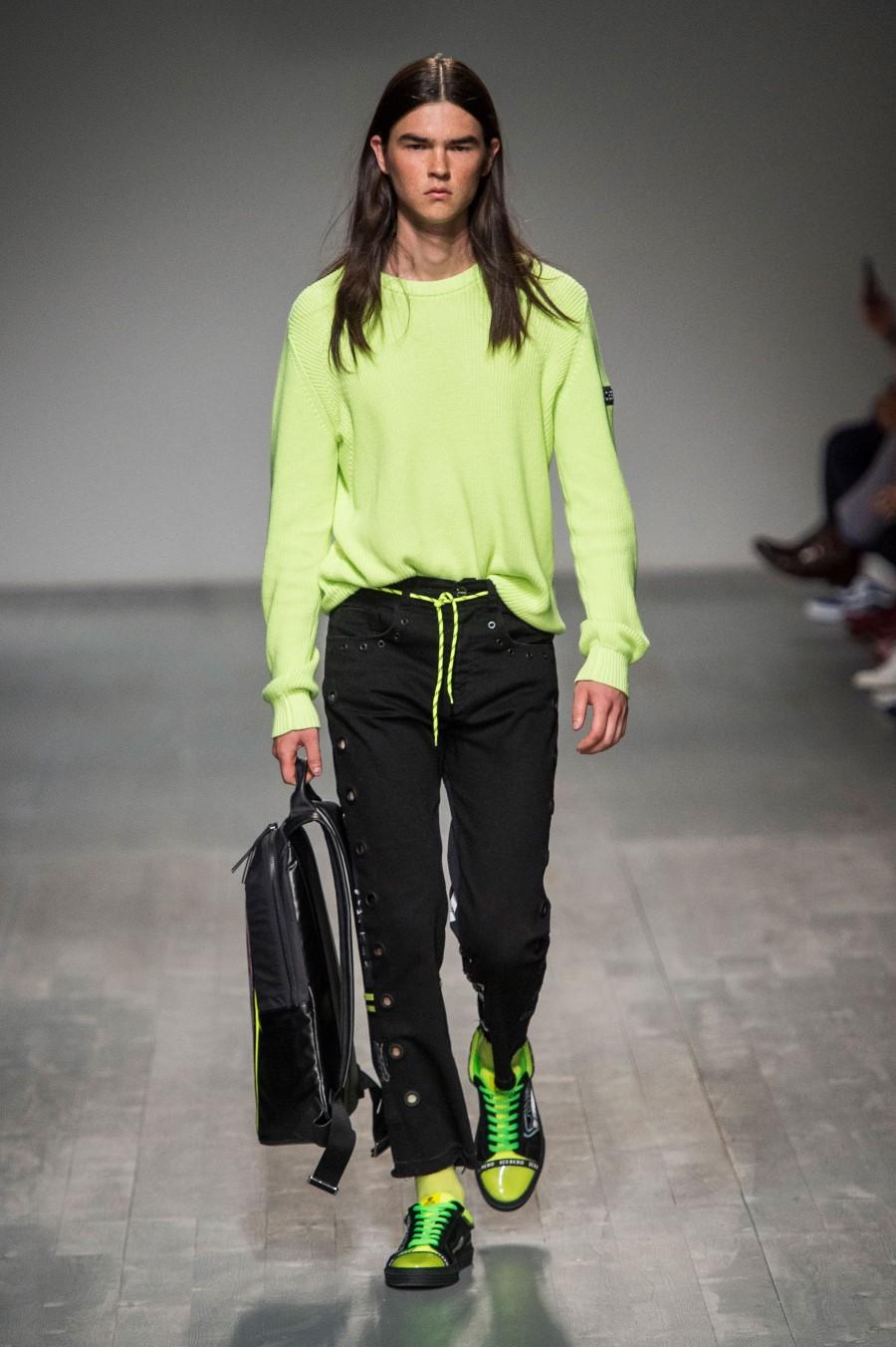 Iceberg Printemps/Été 2019 - London Fashion Week Men's