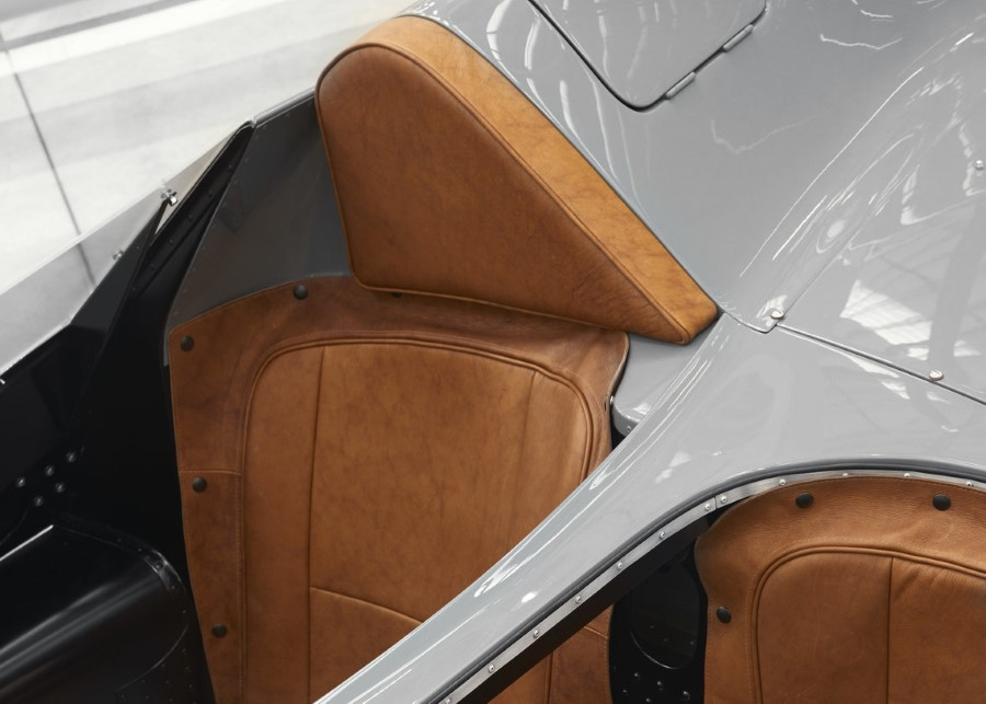 Jaguar Classic Type D 5