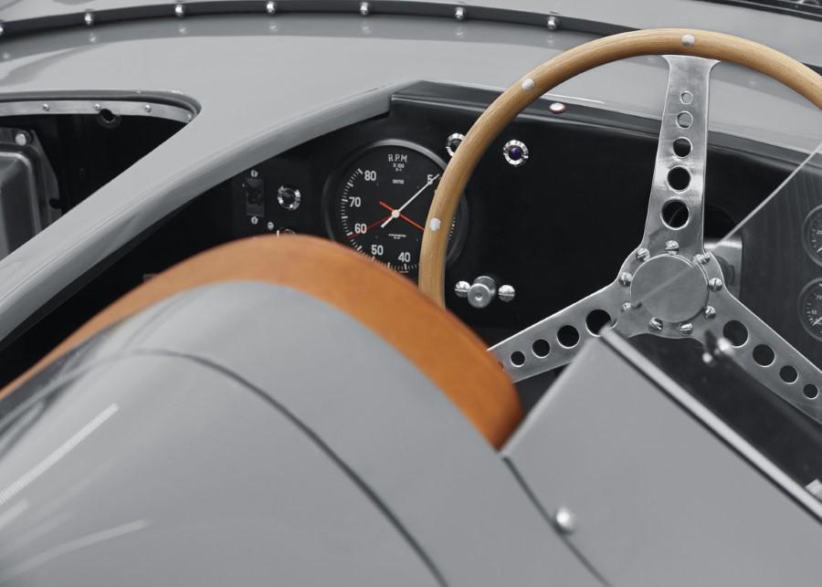 Jaguar Classic Type D 6