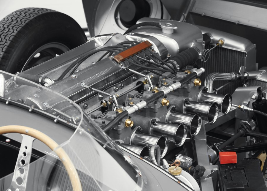 Jaguar Classic Type D 8