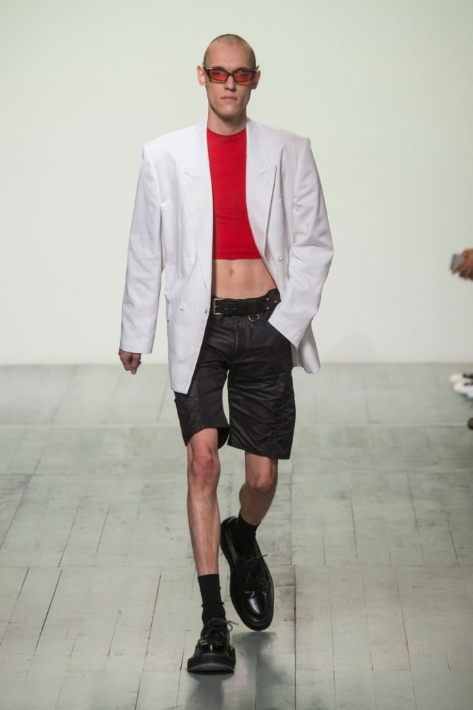 John Lawrence Sullivan Printemps/Été 2019 - London Fashion Week Men's
