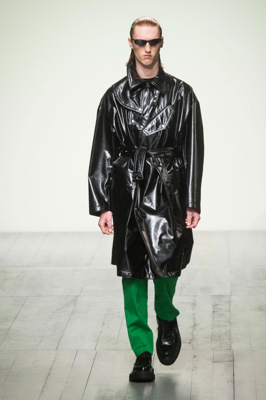 John Lawrence Sullivan Printemps/Été 2019 - London Fashion Week Men's