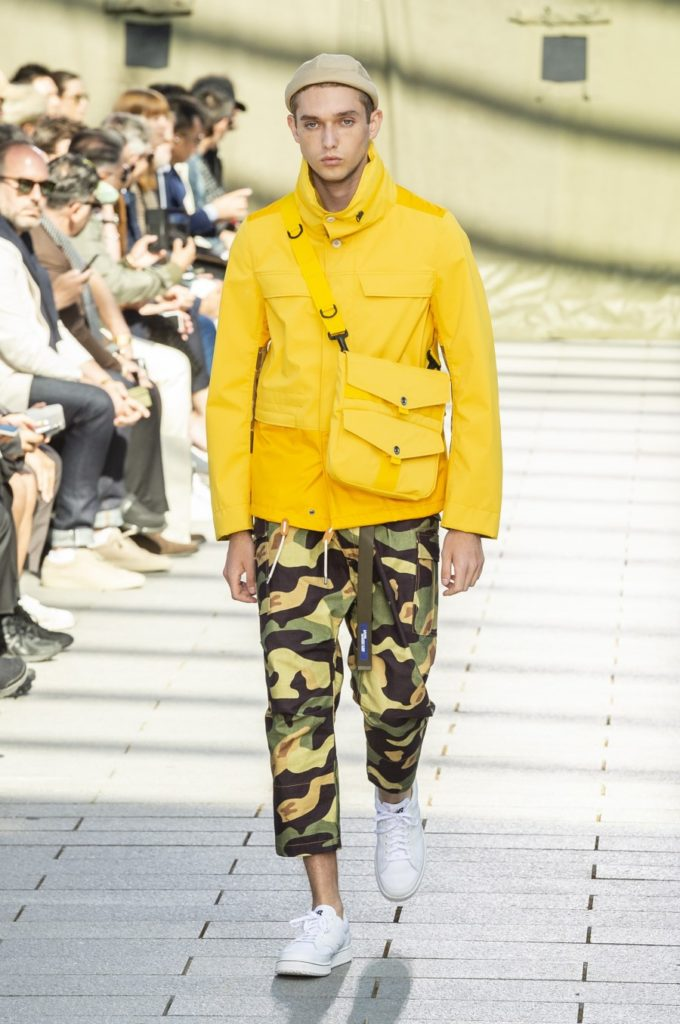 Junya Watanabe MAN Spring/Summer 2019 - Paris Fashion Week
