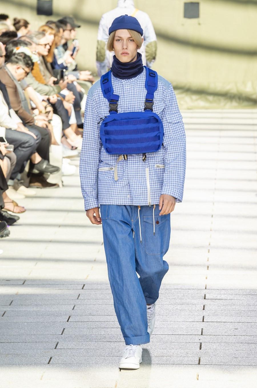 Junya Watanabe MAN Spring/Summer 2019 - Paris Fashion Week