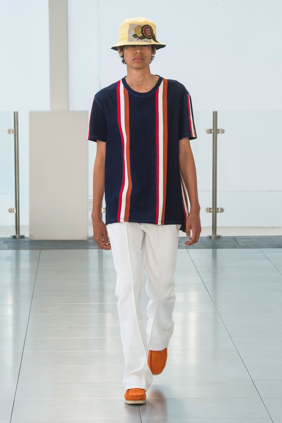 Kent & Curwen Printemps/Été 2019 – London Fashion Week Men's