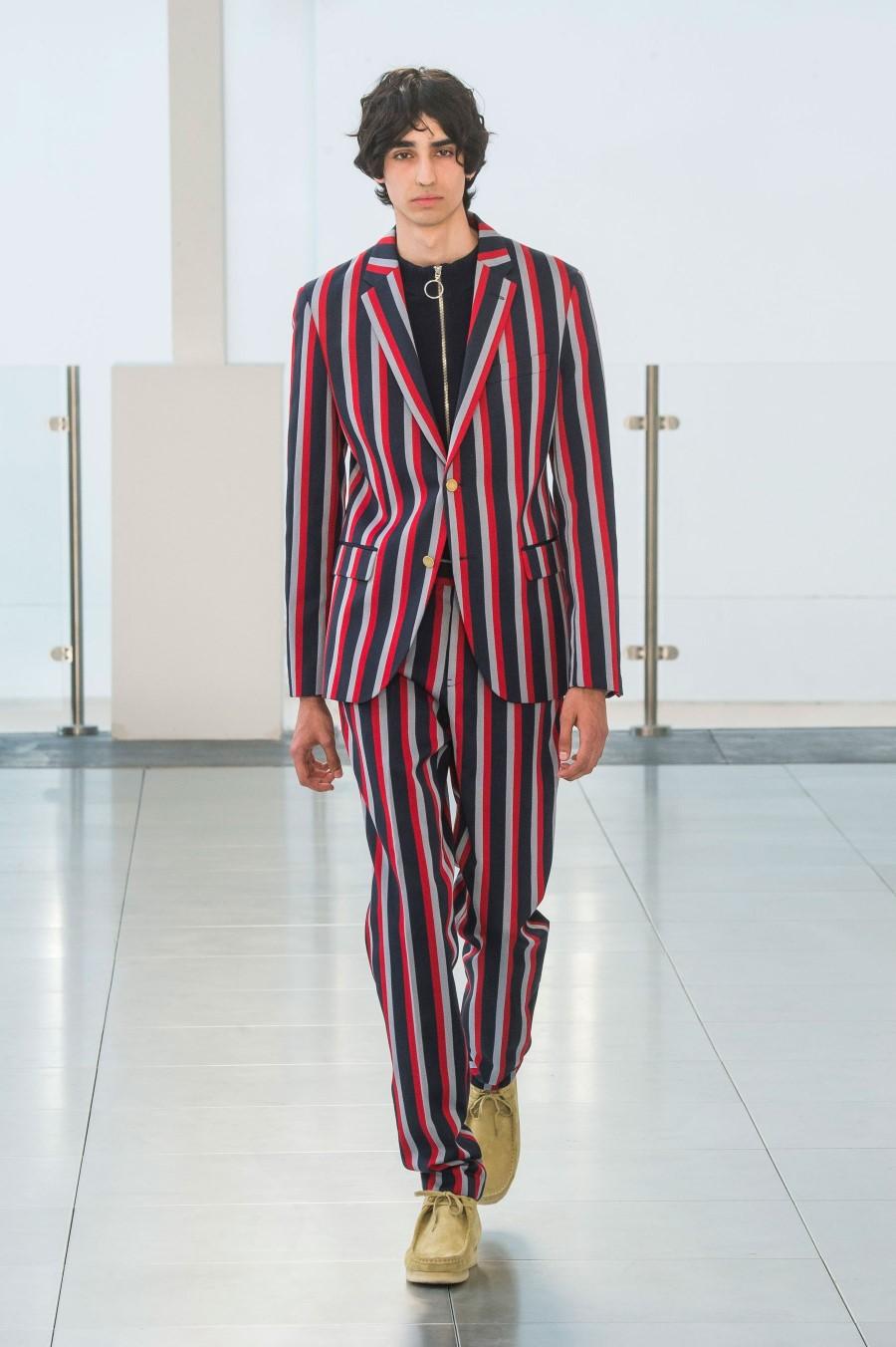 Kent & Curwen Printemps/Été 2019 – London Fashion Week Men's