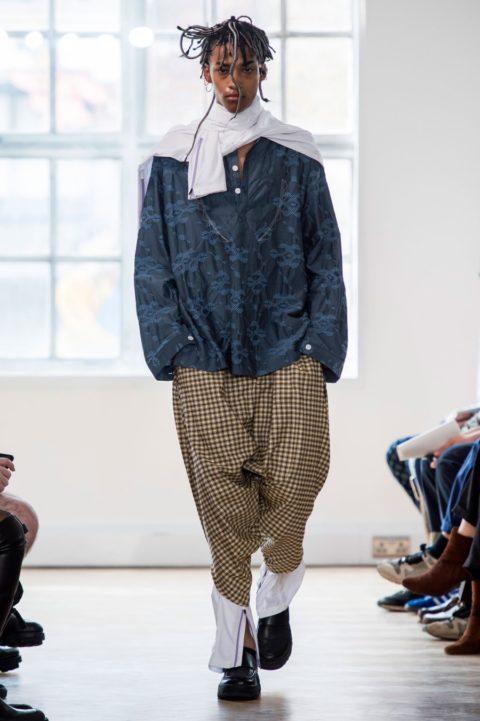Kiko Kostadinov Printemps/Été 2019 – London Fashion Week Men's