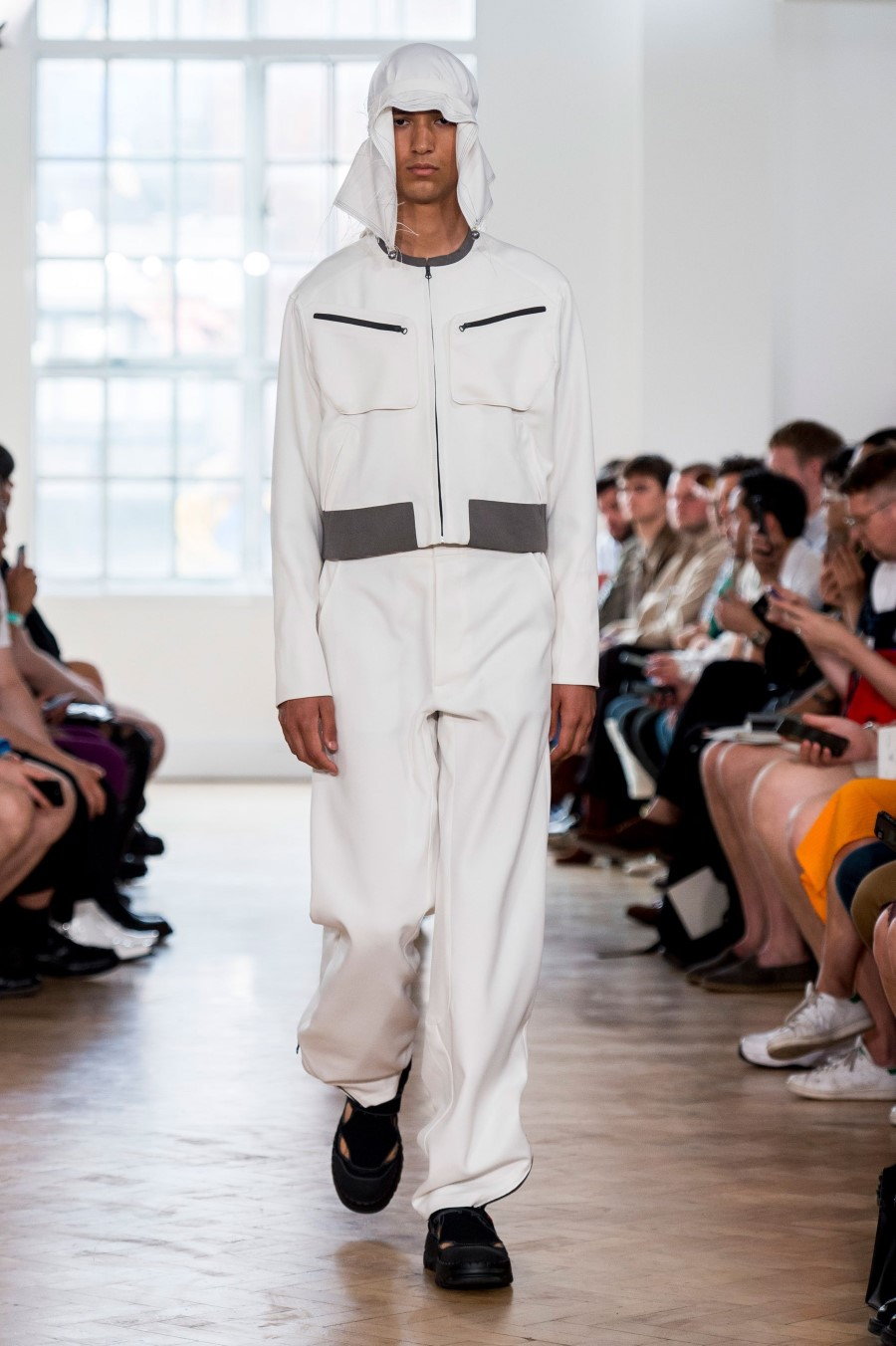 Kiko Kostadinov Printemps/Été 2019 – London Fashion Week Men's