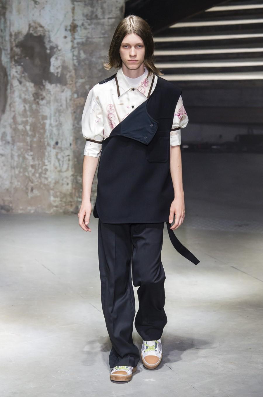 Lanvin Spring/Summer 2019 - Paris Fashion Week
