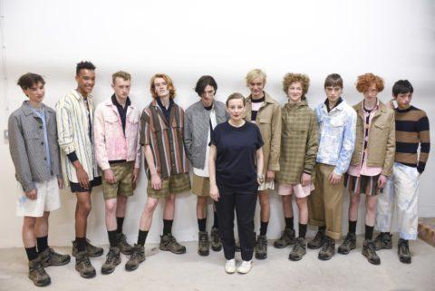 Lou Dalton Printemps/Été 2019 - London Fashion Week Men's