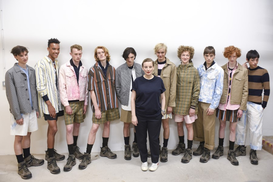 Lou Dalton Printemps/Été 2019 - London Fashion Week Men's