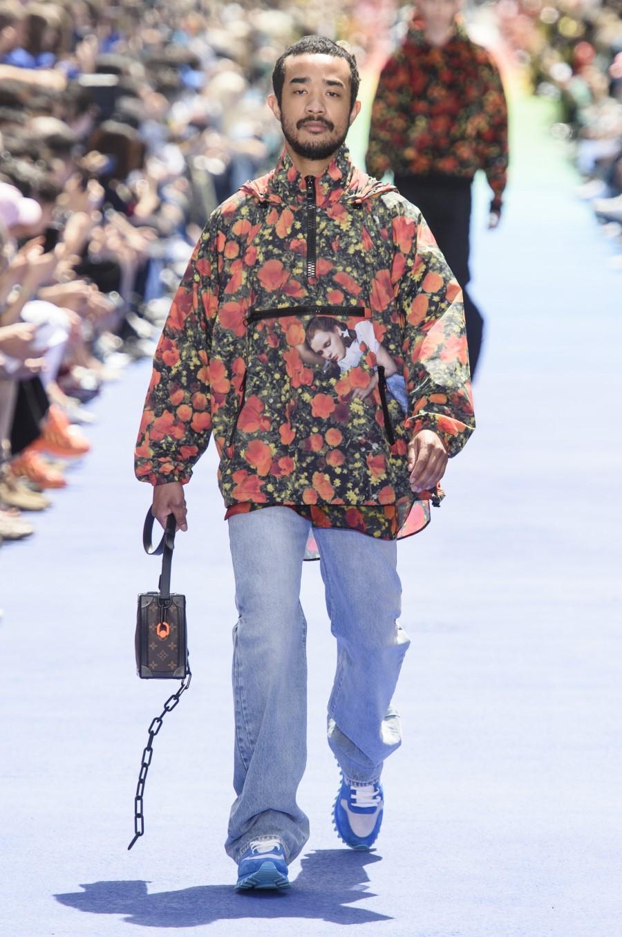 Louis Vuitton Printemps 201 T 233 2019 Paris Fashion Week