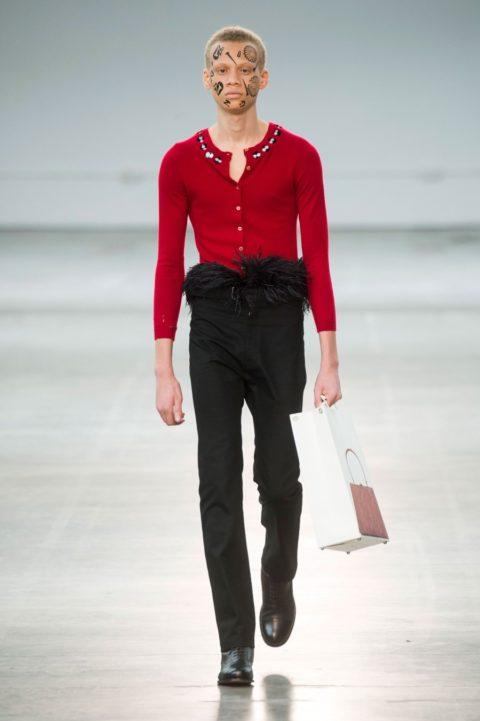 MAN Stefan Cooke Printemps/Été 2019 – London Fashion Week Men's