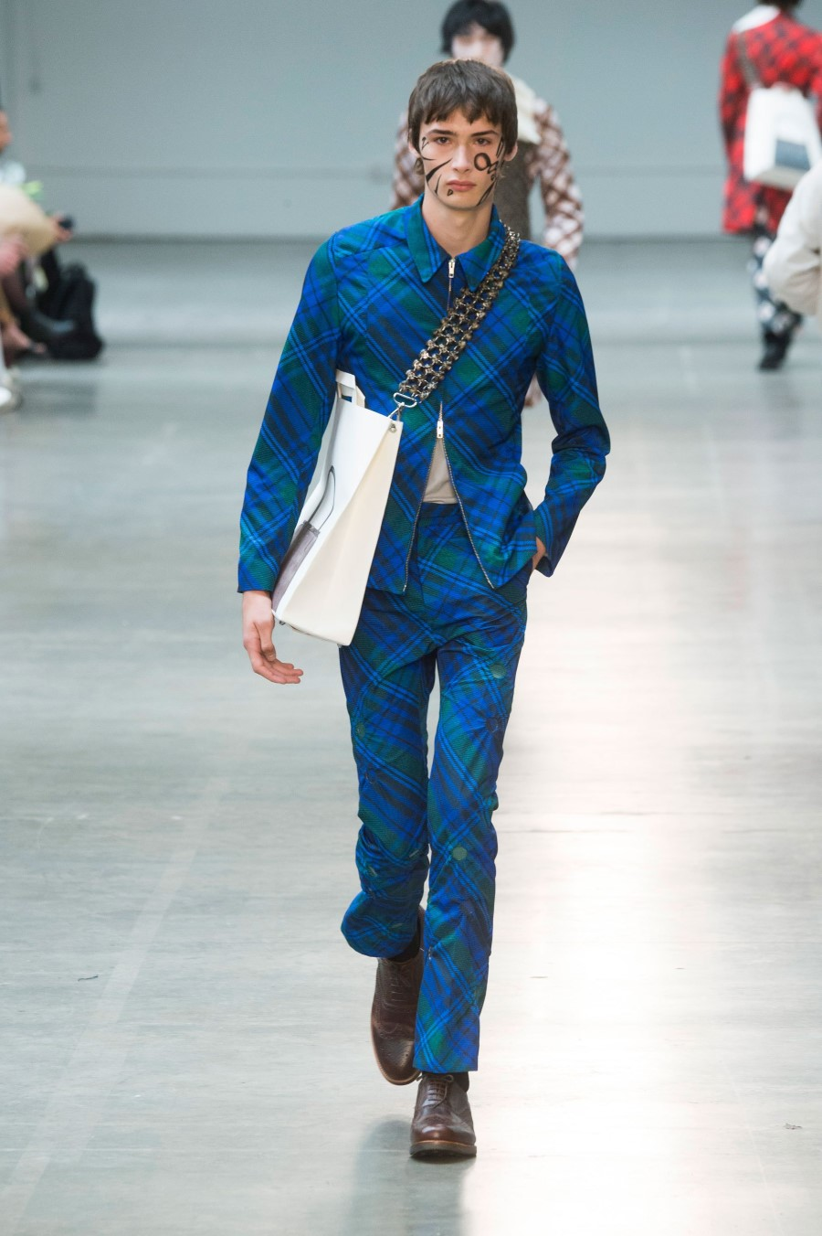 MAN Stefan Cooke Printemps/Été 2019 – London Fashion Week Men's