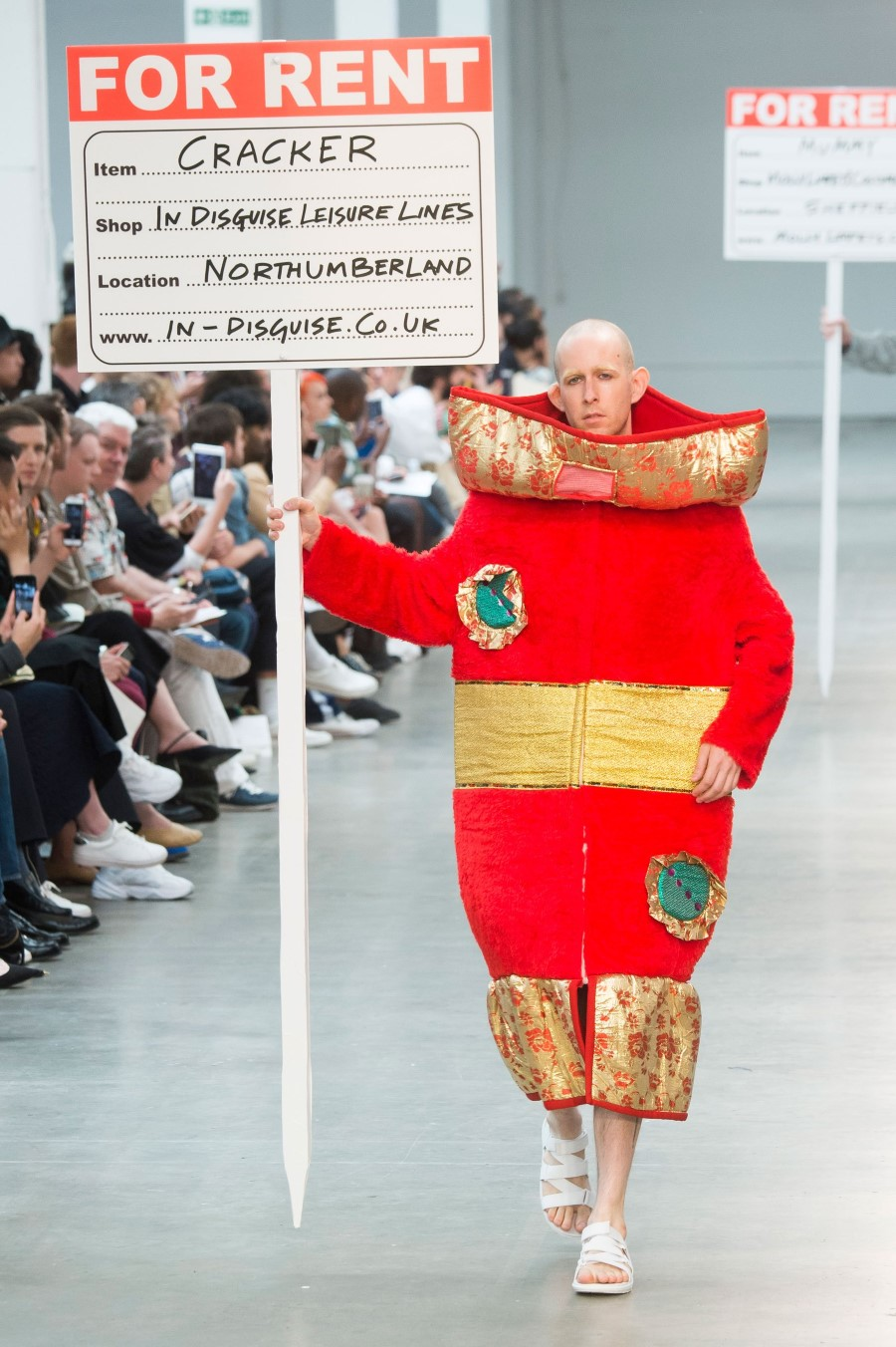 MAN Rottingdean Bazaar Printemps/Été 2019 – London Fashion Week Men's