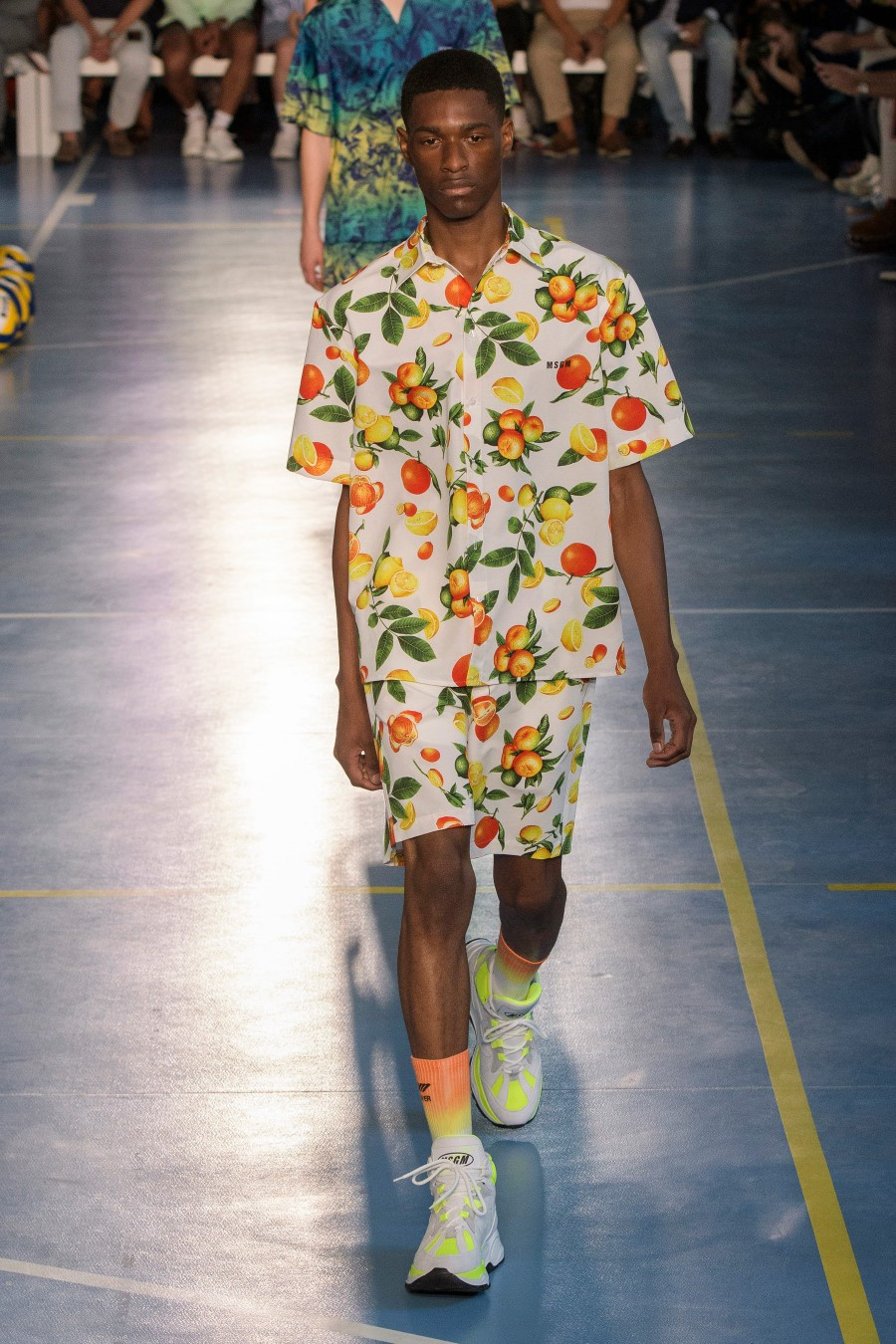 MSGM Printemps/Été 2019 - Milan Fashion Week