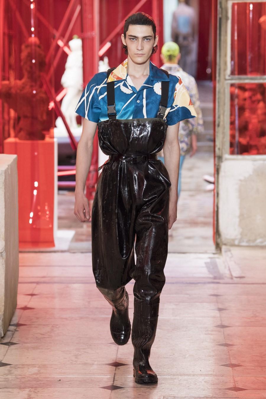 Maison Margiela Spring/Summer 2019 - Paris Fashion Week