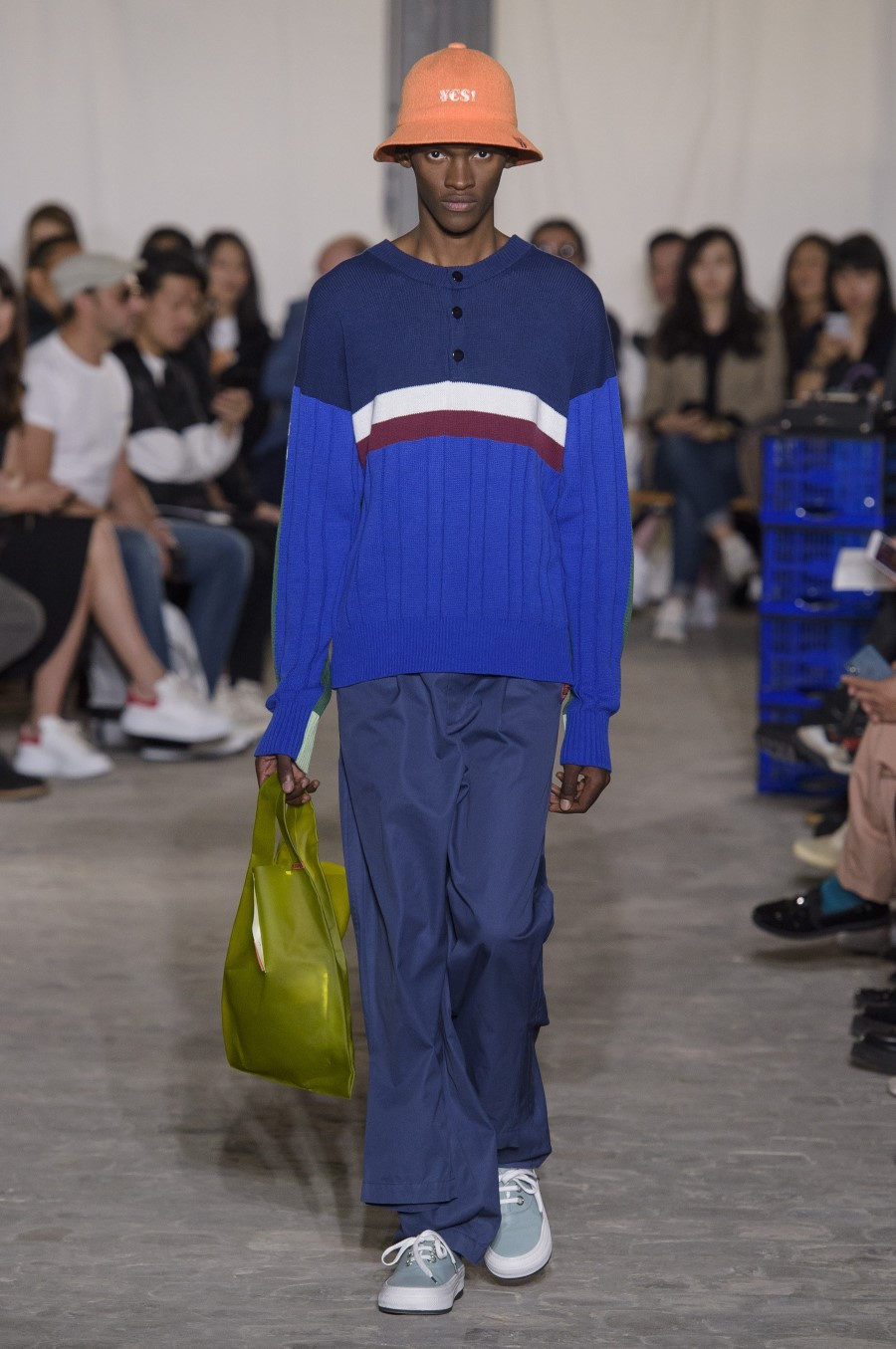 Maison Mihara Yasuhiro Spring-Summer 2019 - Paris Fashion Week