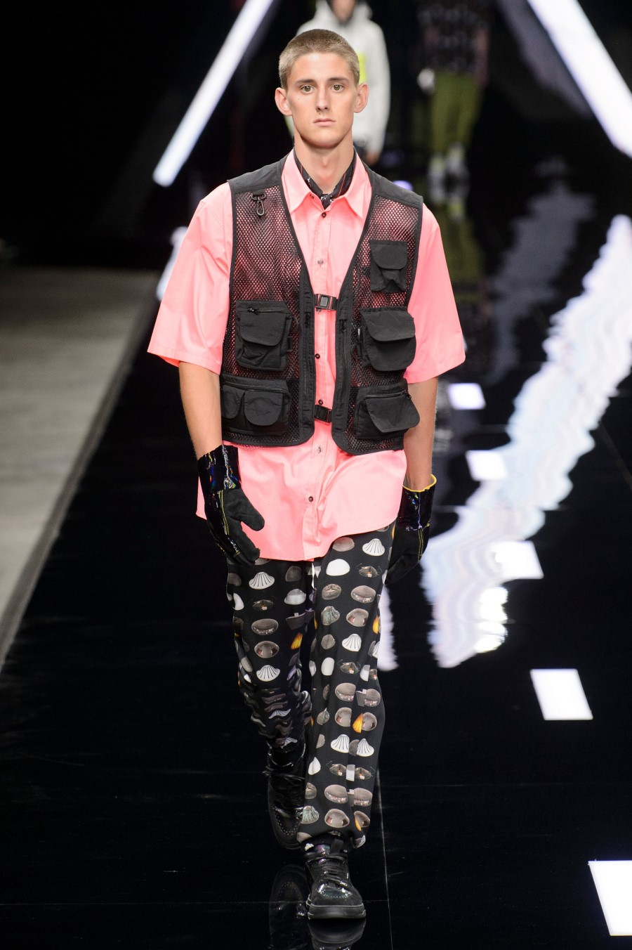 Marcelo Burlon County of Milan Printemps/Été 2019 - Milan fashion week