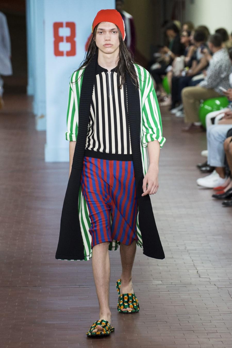 Marni Printemps/Été 2019 - Milano Moda Uomo